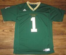Colorado State RAMS Boys Jersey, CSU, Green, Adidas, Size XL, EUC