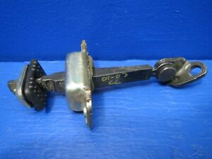 2001 - 2003 ACURA CL RIGHT FRONT PASSENGER DOOR CHECK HINGE STOP STOPPER OEM B35