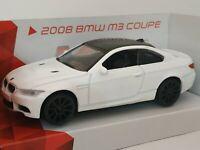 1/43 BMW M3 SERIE 3 COUPE COCHE DE METAL A ESCALA SCALE CAR DIECAST