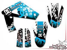 Husqvarna SM smr TC te WR WRE CR 125 450 510 570 610 630 full Graphic kit Decals