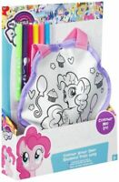 NEW My Little Pony Colour Your Own Shaped Tote bag