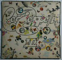 LED ZEPPELIN-LED ZEPPELIN 3 VINYL LP AND LED ZEPPELIN 2 VINYL ONLY LOT