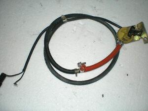 Volvo Misc. Switch w/hoses, 240 TURBO