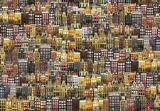 """[ Impuzzle ] """"Town of Amsterdam""""   1000 Piece Jigsaw Puzzles"""