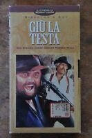 Giù la testa (Todesmelodie), Director's Cut, 150 min, VHS