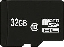 Memory Card 32GB Micro SDHC UHS-1 Class 10 High Speed For HTC Desire C