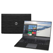 Black Woodgrain Decal Sticker Skin for Dell XPS 15 9550 9560 Laptop