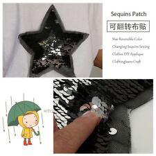 Parches Estrella dibujos animados remiendo DIY camiseta Ropa apliques bordado K