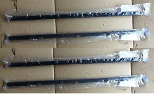 MITSUBISHI L200 P/U MODEL 1979 82 86 UTE DOOR BELT  GLASS OUTER INNER SEALS L R