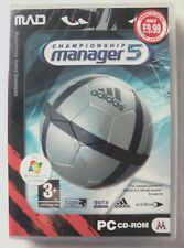 68854 - Championship Manager 5 [NEW / SEALED] - PC (2004) Windows XP