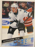 Alexander True RC 2020-21 Upper Deck Series 1 Hockey Young Guns Rookie #225 🔥
