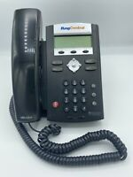 RingCentral Polycom SoundPoint IP 335 VoIP Digital Desk Telephones (Multiple)