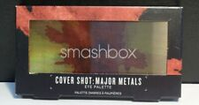 Smashbox Cover Shot Major Metals Eye Palette Limited Edition BRAND NEW