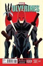 Wolverines # 17 NM Marvel (2015)
