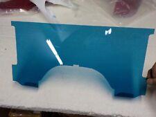 "PANHEAD SHOVELHEAD ""NEW REPO"" 60-84 BLUE ADJUSTIBLE WINDOW WINDSHIELD #58026-60"