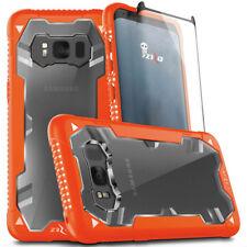 Samsung Galaxy Note 8 / S8 / S8 Plus Case, Zizo Proton 2.0 w/ Glass Screen
