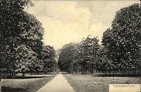 Hannover Niedersachsen 1905 Tiergarten Parkanlage Park gelaufen nach Marienrode