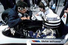 Riccardo Patrese Brabham BT52B German Grand Prix 1983 Photograph