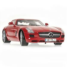 MINICHAMPS MERCEDES SLS AMG RED 1:18*Back in Stock! RARE!