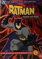 The BATMAN TRAINING for POWER SEASON 1 VOLUME 1   3 Episodes + Special Features