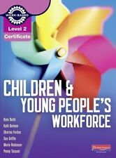 "Level 2 Certificate for the Children and Young People's Workforce ""BRAND NEW"""