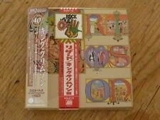 King Crimson:Lizard HQCD+DVD 40th Japan Mini-LP CD IEZP-16 M (yes jon anderson Q