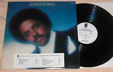 DEXTER WANSEL What the World Is Coming To promo Philadelphia Int'l WLP NM