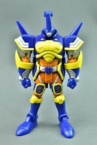 """Digimon Digivolving Beetlemon Loose 6"""" Action Figure Bandai 2000"""