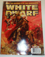 White Dwarf Magazine The Lord Of The Rings No.278 103114R