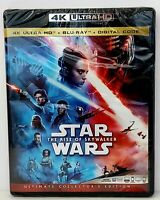 Star Wars: The Rise of Skywalker 4K + Blu-ray + Digital Ultimate Collector's