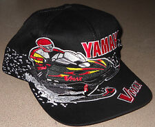 YAMAHA VMAX XT SX XTC SRX VIPER VMAX-4 VENTURE PHAZER snowmobile CAP HAT NOS