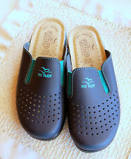 FLY FLOT women's Anatomic Work clogs . Italian comfort. ALL SIZES