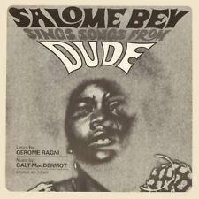 SALOME BEY Sings Songs From Dude GALT MacDERMOT Kilmarnock Records SEALED LP
