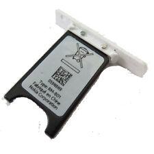 Nokia Lumia 800 N800 Sim Card Tray Card Holder Replacement Repair Part White UK