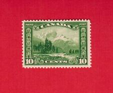 1928 L1  #  155 **  VFNH  TIMBRE  CANADA  STAMP MOUNT HURD BC  SCROLL ISSUE