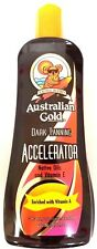 Australian Gold Dark Tanning Accelerator Tanning Lotion Indoor / Outdoor Sun Tan