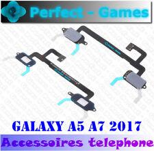 galaxy A5 A520F A7 A720F 2017 nappe bouton capteur touches tactiles home retour