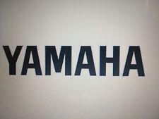 "YAMAHA DECALS 10""(2 for $11.99ca ON SALE) FZ  FZR 600 750 1100 YAMAHA GAS TANK"