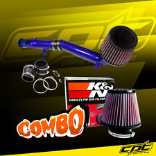 For 08-15 Scion xB 2.4L 4cyl Blue Cold Air Intake + K&N Air Filter
