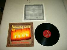 RUNNING WILD --- rare original 1988 READY FOR BOARDING LP!!!