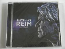 Matthias Reim METEOR CD Sony 2018