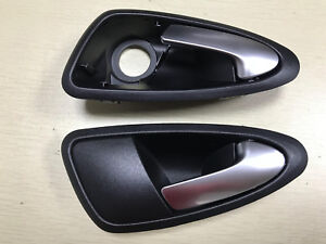 SEAT IBIZA 09-12 Inner actuator Door handle  6J1/6J0837113A/114A AH1 Nano grey