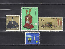 Japan - Lot Of Early Unused MH/OG Stamps (140JA)