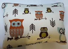"Patterned 13"" Tablet Sleeve - Owls"