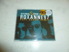 STING & THE POLICE - Roxanne '97 - 1997 UK 4-track CD single