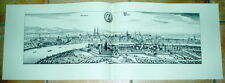 Basel alte Ansicht Merian Druck Stich Städteansicht Schweiz Druck