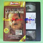 film VHS cartonata LA PROMESSA Jack Nicholson Mirren Shepard PANORAMA(F38)no dvd