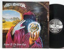 Helloween         Keeper of the seven keys     Noise      FOC    OIS     NM # K