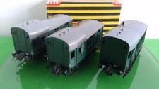 Analoge Modellbahnen der Spur H0 mit Güterzugbegleitwagen