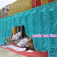 3*6M Wedding Ceremony Backdrop Wedding Ceremony Photo Booth Backdrop Curtain